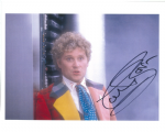 Colin Baker, The 6th Doctor, Doctor Who, Genuine  Signed Autograph 10 x 8 Photograph 10470